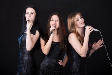 Girls band concert