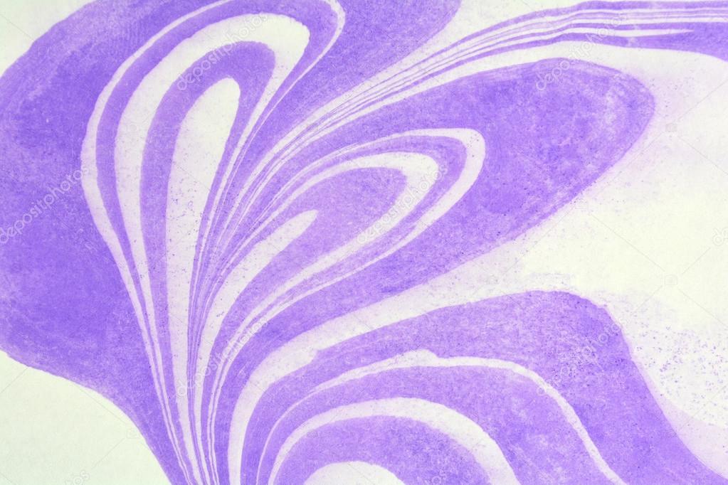 marmorera papper oljefärg