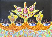 Malba barevná fantazie