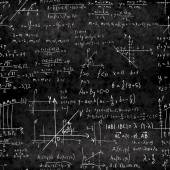 matematické bezešvé vzor