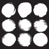 Fotografie Verkratzte Flecken von weißer Farbe