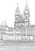 Praha město, Česká republika