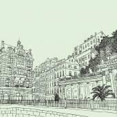 Mlýnská kolonáda s hotelem