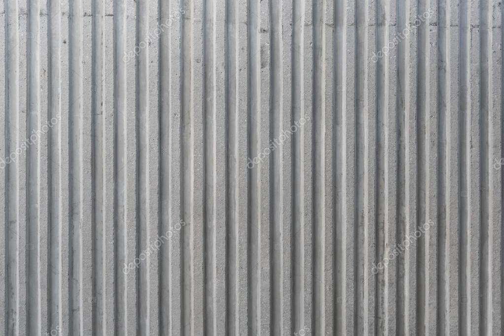 Concrete Vertical Groove Pattern Texture Background