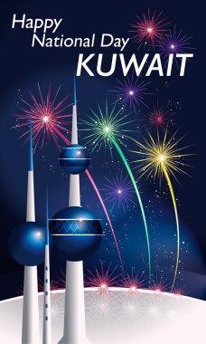 Happy National Day Kuwait