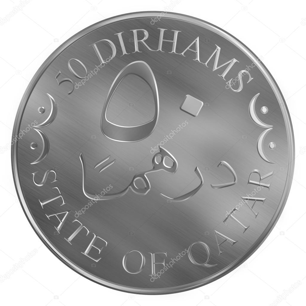 piece de monnaie qatar