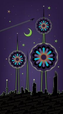 Arabian Nights - Fly Kuwait