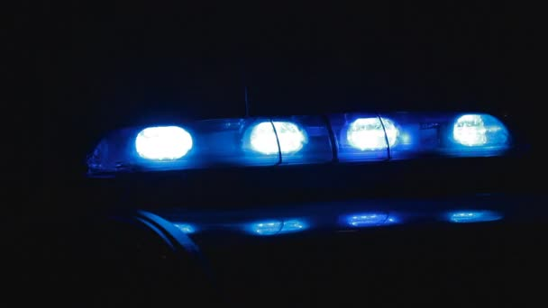 Policie světla na místo činu