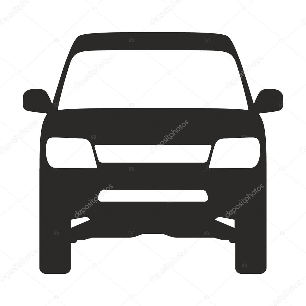 Icon Of Suv Truck Off Road Vector Stock Vector C