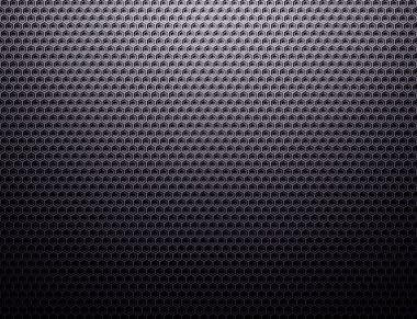 Carbon cells background