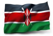 Photo Flag of Kenya