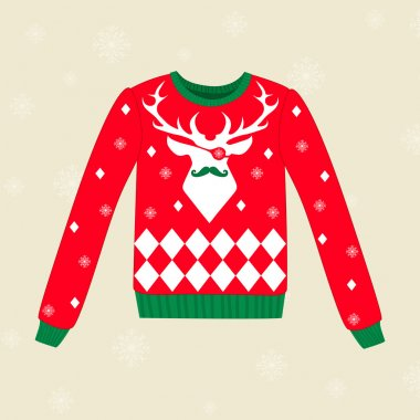Christmas ugly sweater