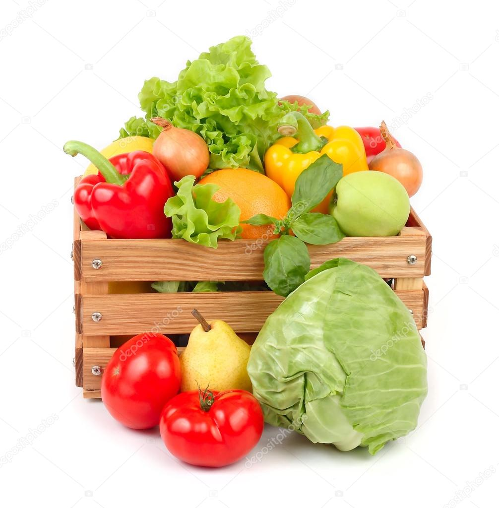картинки овощи на белом фоне
