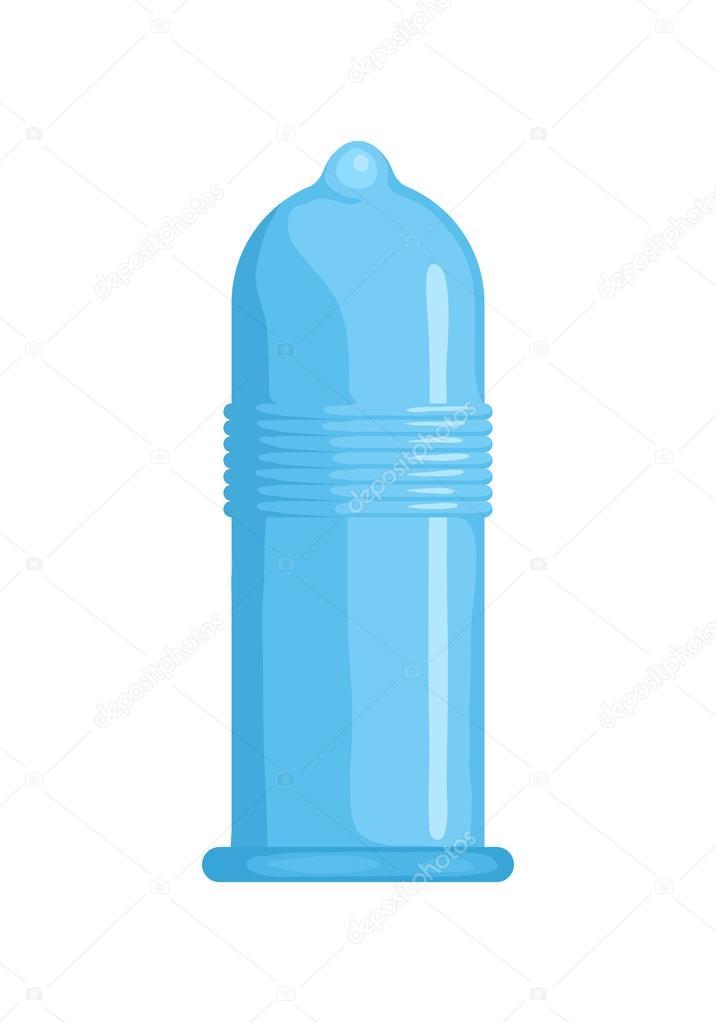 c315a7a0e Icono de anticonceptivos. Sexo seguro. Prevención de enfermedades y control  de la natalidad. Planificación de embarazo. Ilustración de vector plano  aislado ...