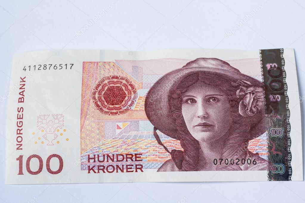 100 SEK I NOK
