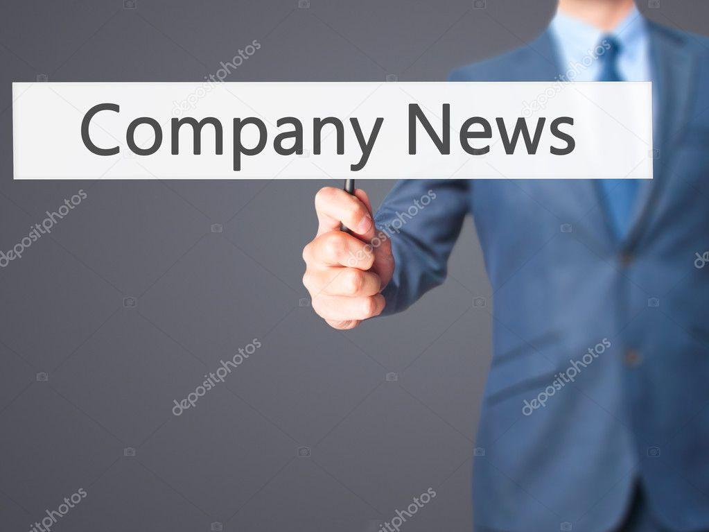 会社のニュース - ビジネスマン...