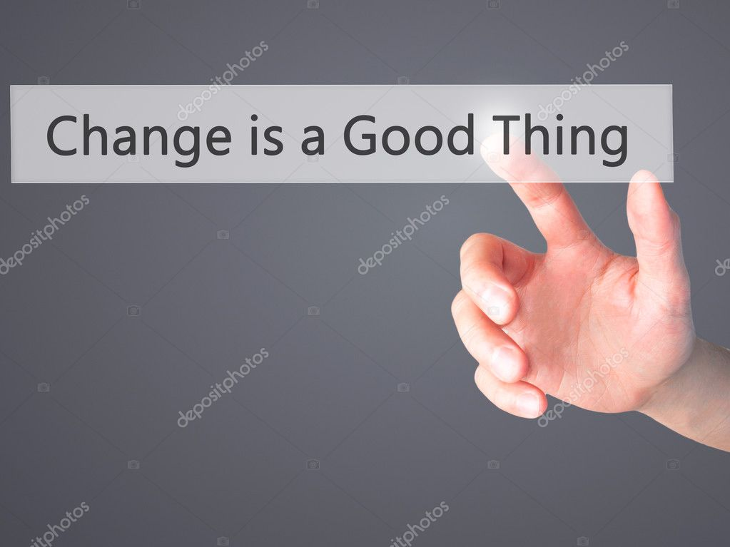 is change a good thing Resistance to change is a normal human response employees immediately seek to translate the change into a personal context— which can be magnified by fear of the unknown when organizations have to address the wiifm question with the workforce, it forces leaders to justify the reason for change.
