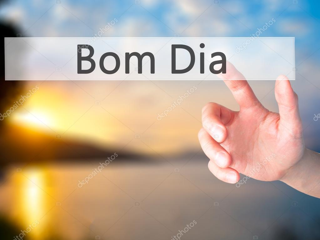 Bom Dia: Bom Dia (In Portuguese