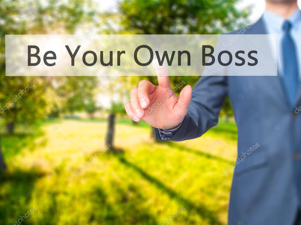 being your own boss Being your own boss is an invaluable guide for new women entrepreneurs it provides useful information on critical issues such as the importance of reassuring yourself that your business is in line with your lifelong mission and.