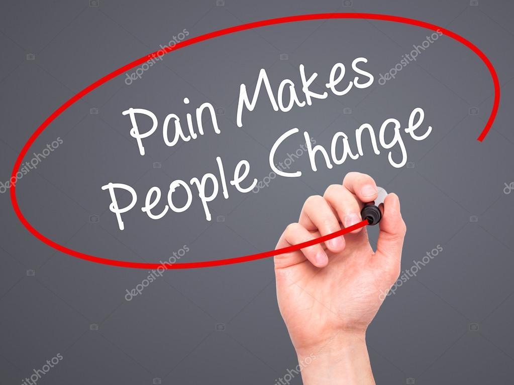 menschen ändern sich