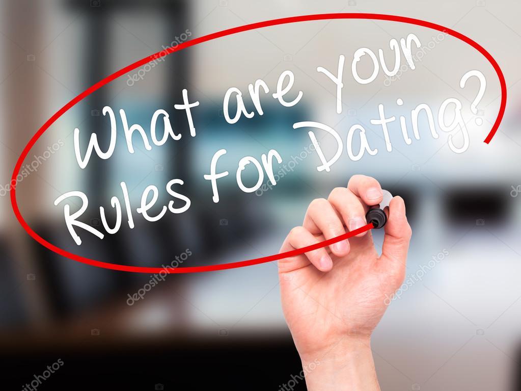 regels voor dating een zwarte man