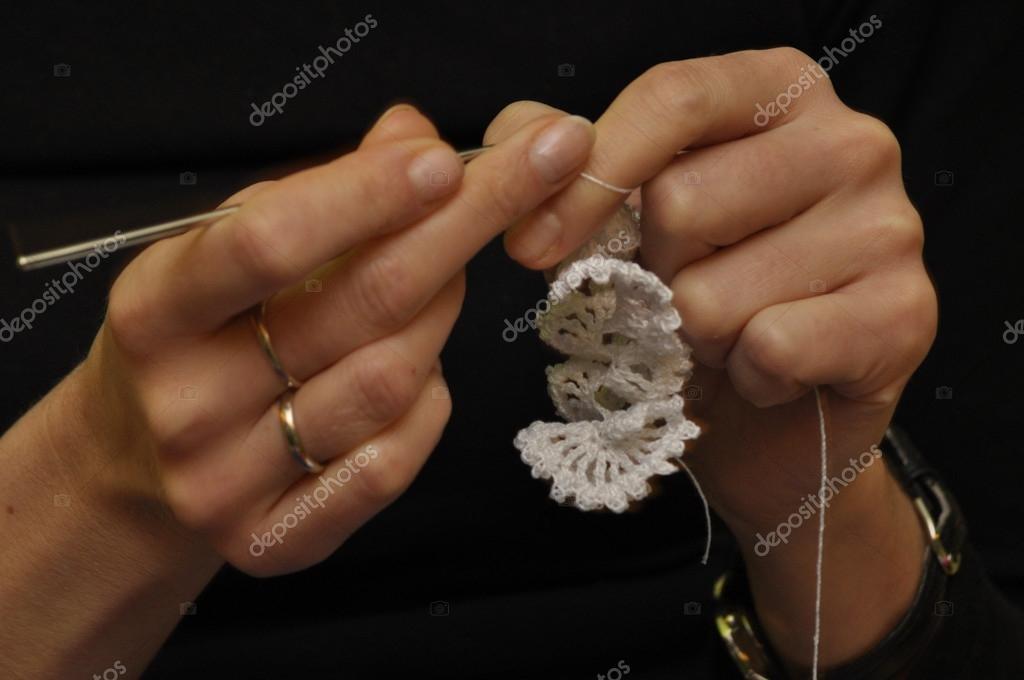 Handgemaakte Decoraties Tafelkleden Gordijnen Haak En Precieze