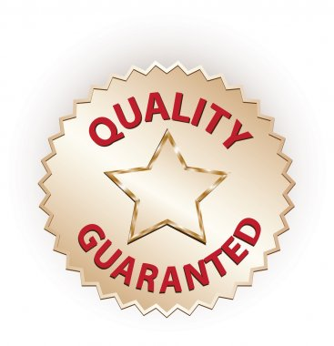 Guarantee and quality label