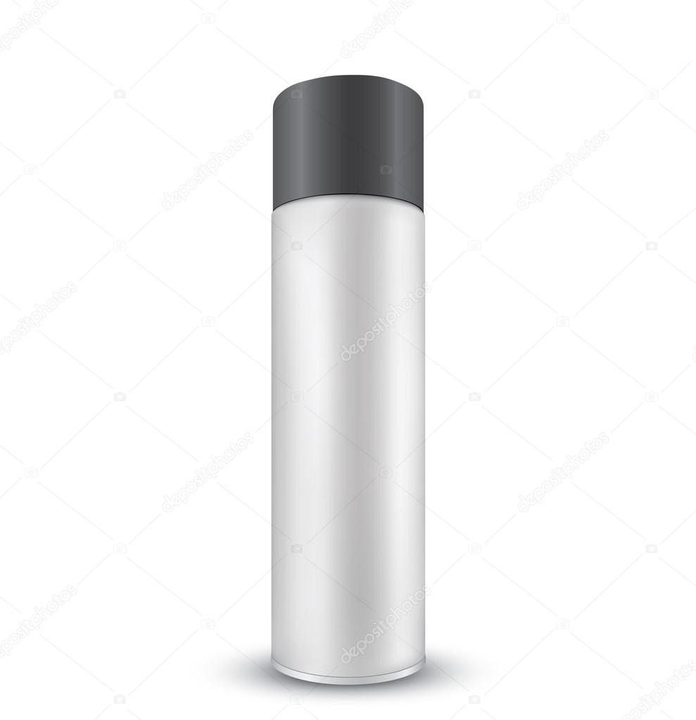 Blank spray bottle