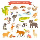 Fotografie South America animals