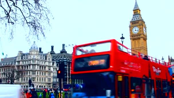 Londýn, Big Ben, doubledecker