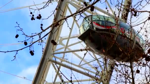 La Cabina London : La cabina di london eye u video stock iggib