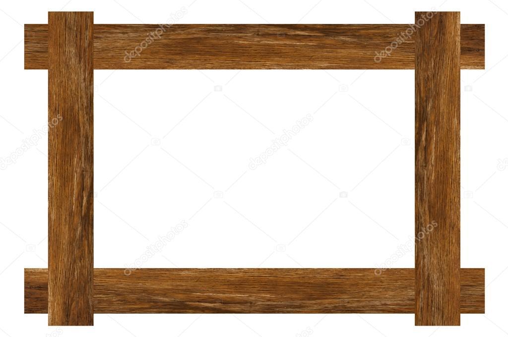 Marco de madera antigua muy grande — Fotos de Stock © Rokvel #120734790