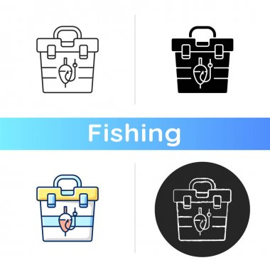 Tackle Box Free Vector Eps Cdr Ai Svg Vector Illustration Graphic Art
