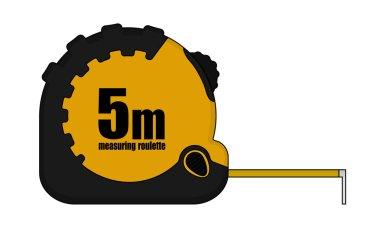 Measure roulette icon