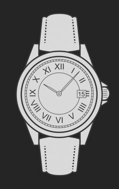 Stylish classic hand watches