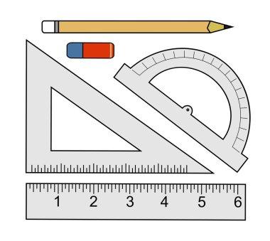 Stationery education set