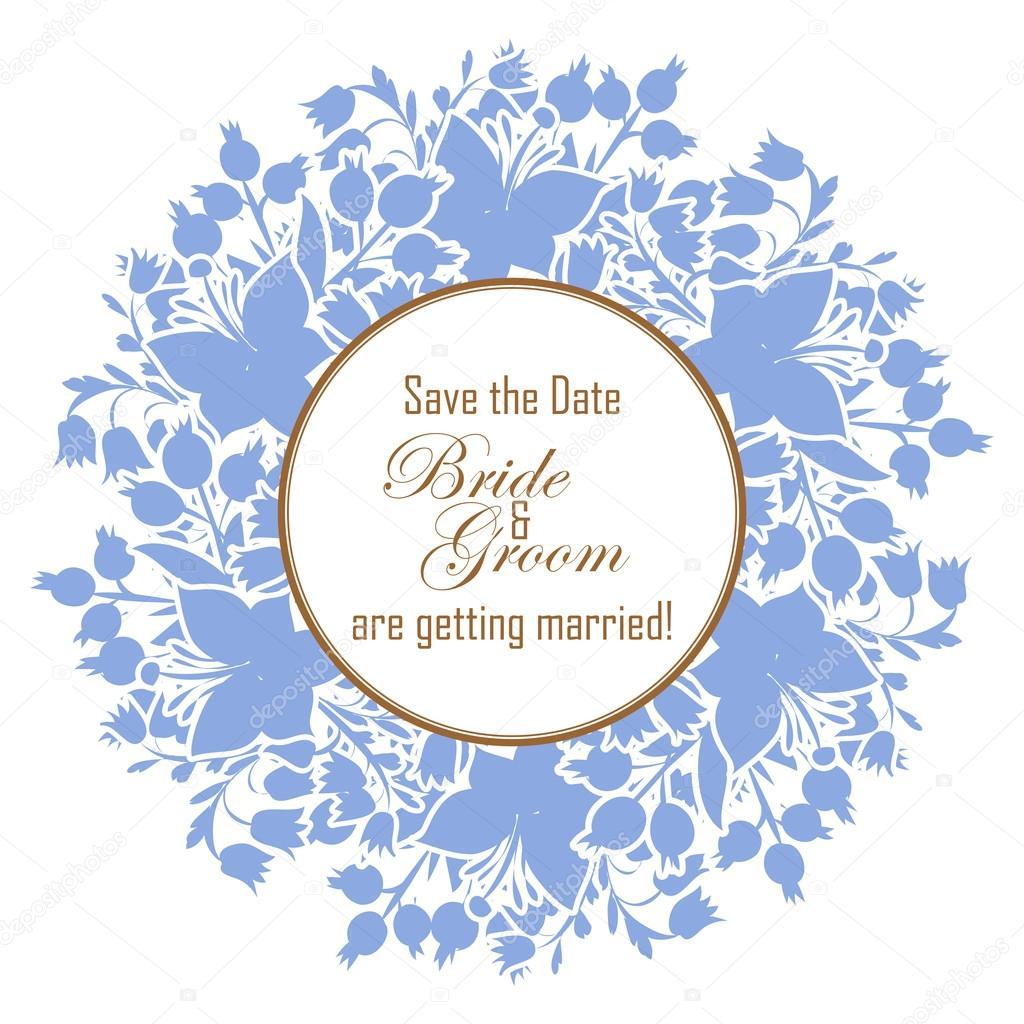 Großartig Leere Hochzeitseinladungsschablonen Zeitgenössisch - Entry ...