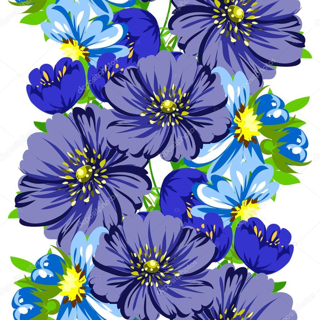 Gzel mavi iekli desen stok vektr all about flowers 123671272 gzel mavi iekli beyaz arka plan zerinde izole zerafet dikisiz desen tasarmn illstrasyon vektr all about flowers vektr izmirmasajfo