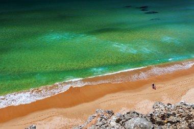 Atlantic ocean - Sagres Portugal Algarve