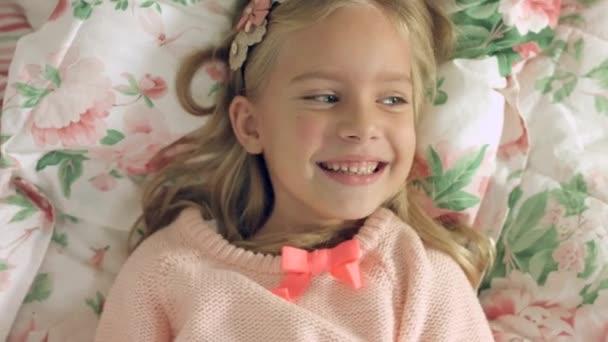Děti pocity štěstí a radosti