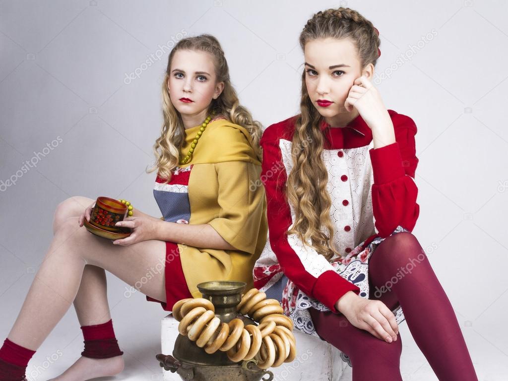 Two Girls Amateur Blowjob