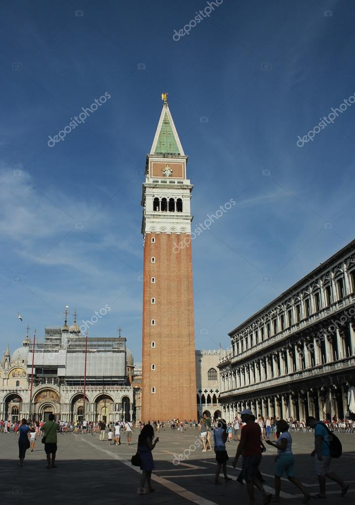 San Marco the central historical region of Venice – Stock Editorial ...