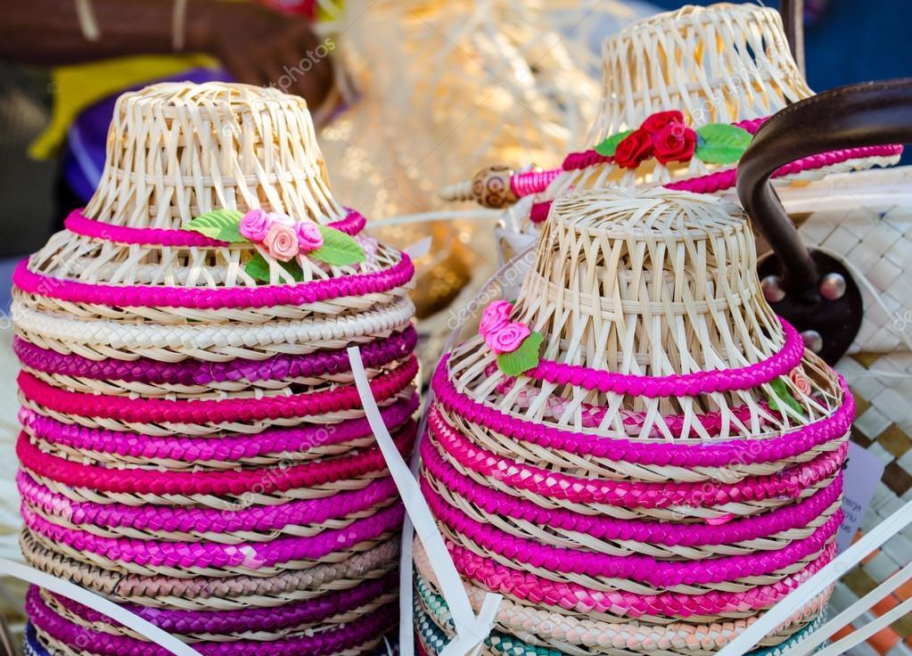 Decorative Thai Hats