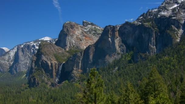 Yosemite Valley Falls Pan