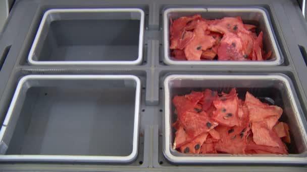zöldség gyümölcs csomagoló gép