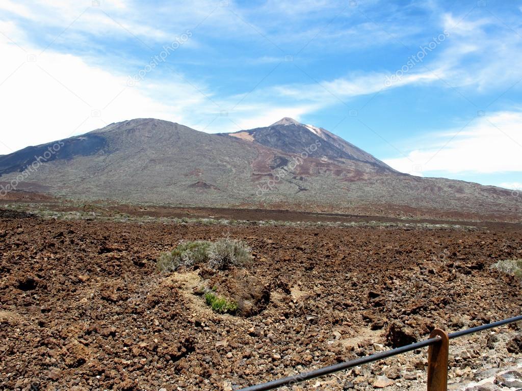 Pico del Teide Vulcano