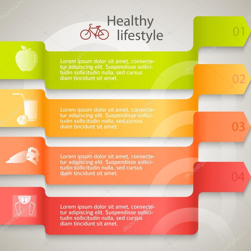 healthy-lifestyle-brochure-organic-food-template