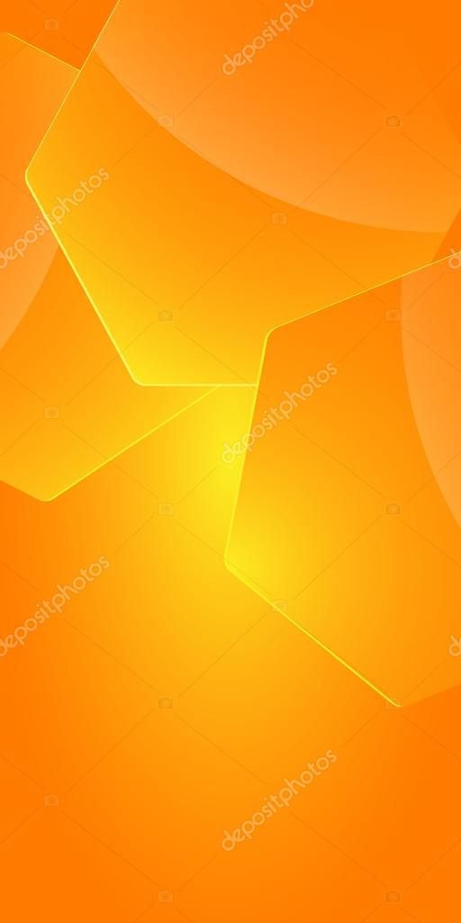 Glowing yellow abstract background figure layout flyer