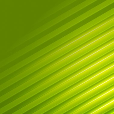 glowing green background oblique lines stripe