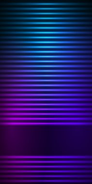 Neon light gradient effect background vertical banner